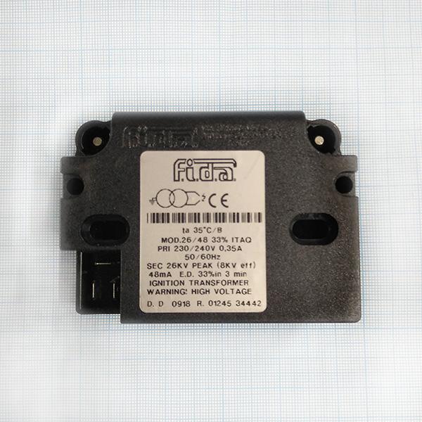 Трансформатор поджига Fida 26/48 33 EPTBC