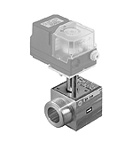 Заслонка Dungs DMK 507 - 17 мм