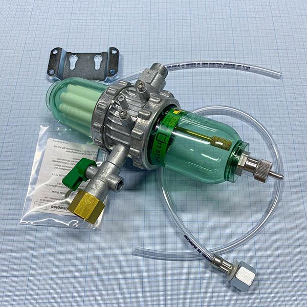 Фильтр дизельный жидкотопливный Gok Typ 500 с развоздушивателем