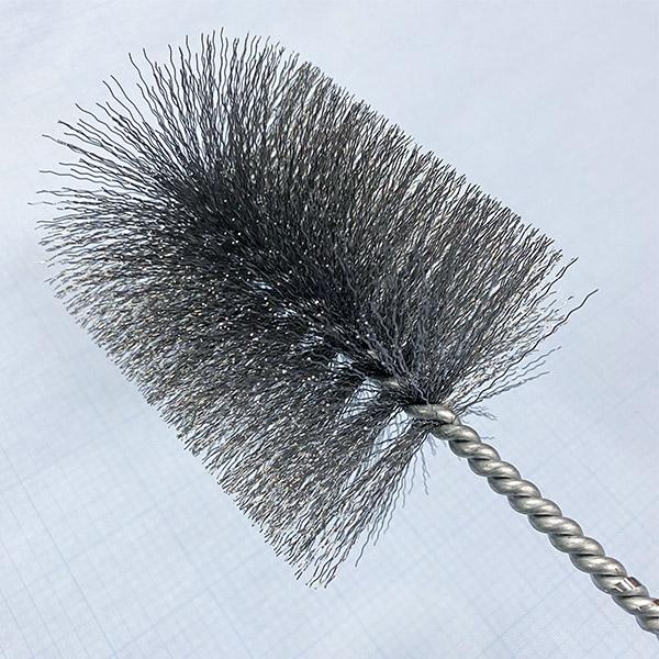 Комплект длинных щеток для чистки котла