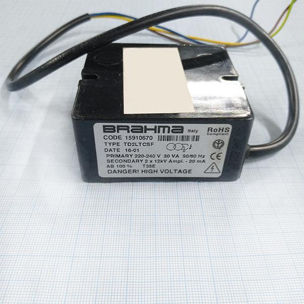 Трансформатор розжига Brahma TD2LTCSF