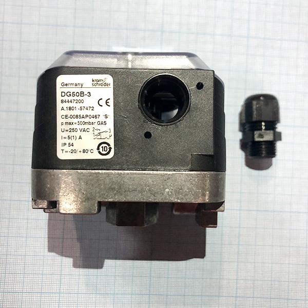 Реле давления Kromschroder DG50B-3