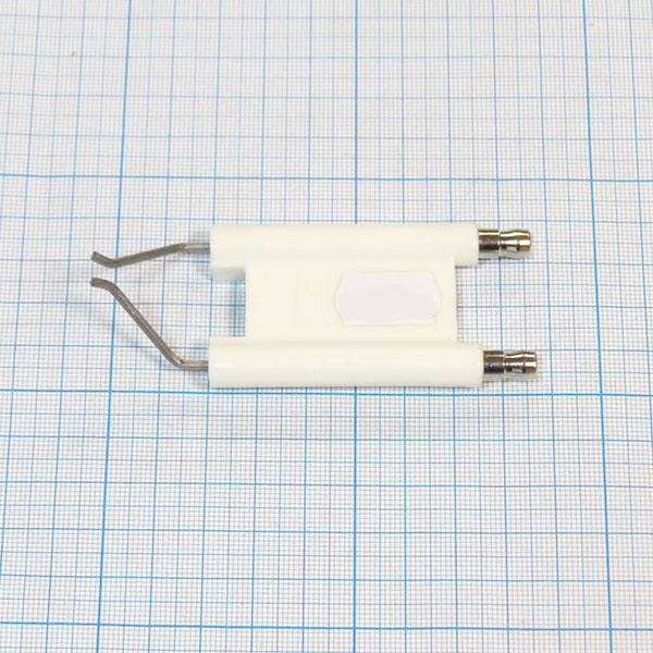 Блок электродов поджига Elco Cuenod 90 мм (присоединение кабеля 6 мм)