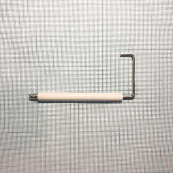 Электрод поджига Ecoflam 125 мм (метал. часть 11+48+13 мм)