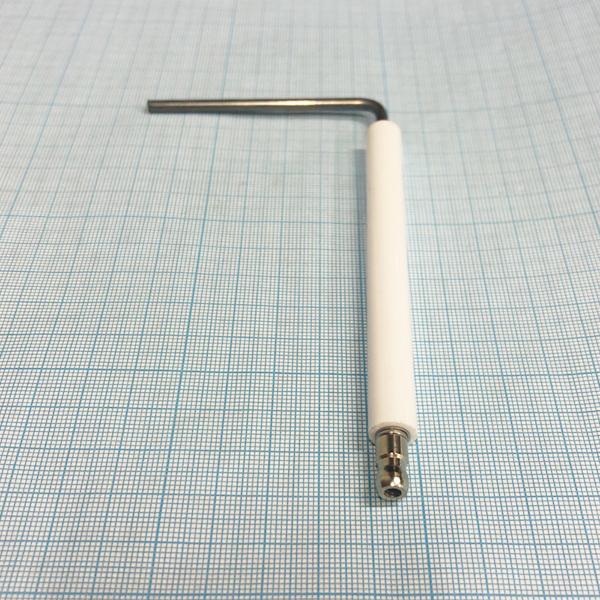 Электрод ионизации Ecoflam 125 мм (метал. часть 11+90 мм)