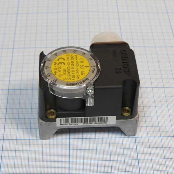 Датчик-реле давления Dungs GW 50 A6