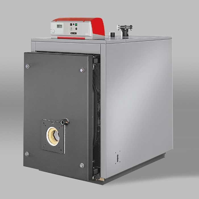 Котлы промышленные водогрейные Unical TRISTAR 3G 2S
