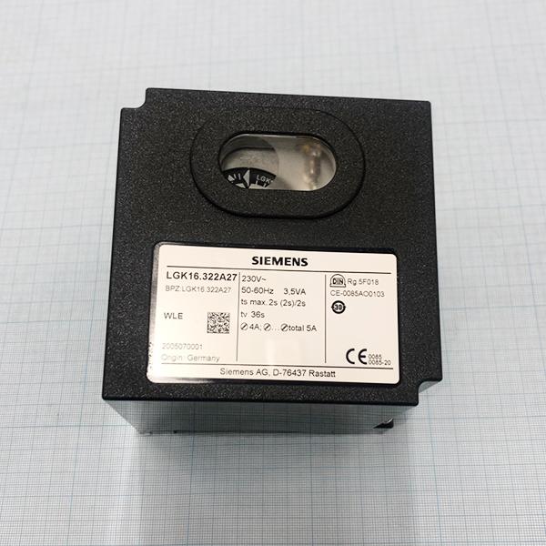 Автомат горения Siemens LGK16.322A27