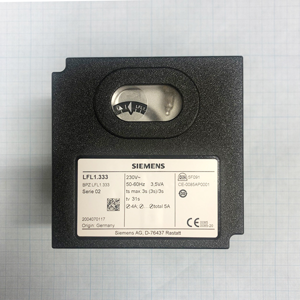 Автомат горения Siemens LFL 1.333 serie 02
