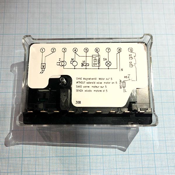 Блок управления Satronic Honeywell TF 834.3