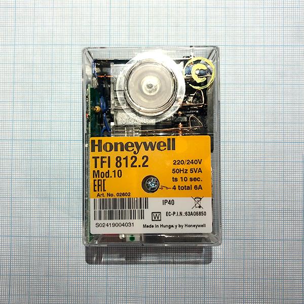 Блок управления Satronic Honeywell TFI 812.2 Mod 10
