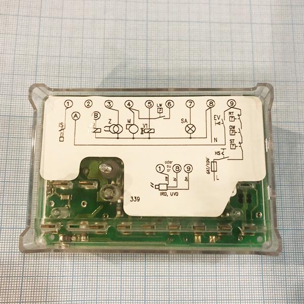 Блок управления Satronic Honeywell DLG 974 Mod 01