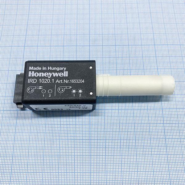 Фотодатчик контроля пламени Satronic IRD 1020.1 (белый осевой)